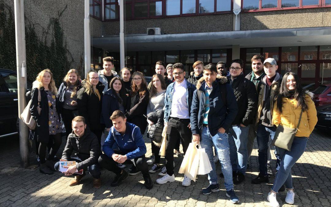 Firmen-Informationstag an der Hotelfachschule