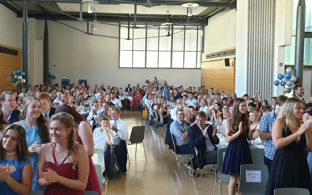Abiturfeier der Marie-Baum-Schule 2019 – jetzt kommt die Generation Z