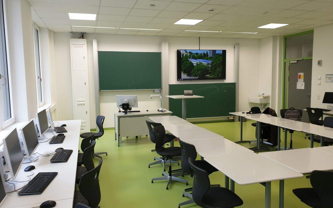 Die Marie-Baum-Schule wächst –  Die SMV interviewt Schulleiterin Jutta Köhler zum neuen Anbau